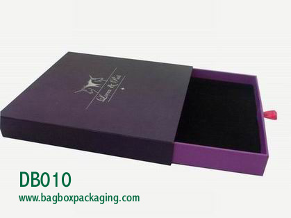 Belt draw box,Custom draw style Packaging boxes